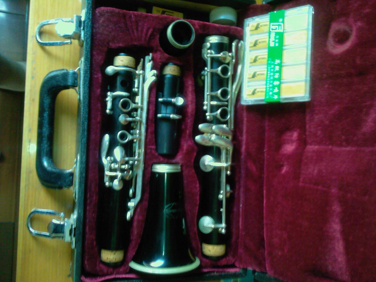 茉莉花单簧管谱子